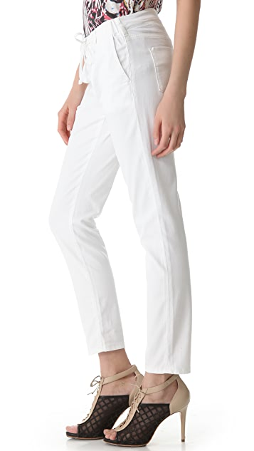 Notify Salvia Jogging Pants with Tie