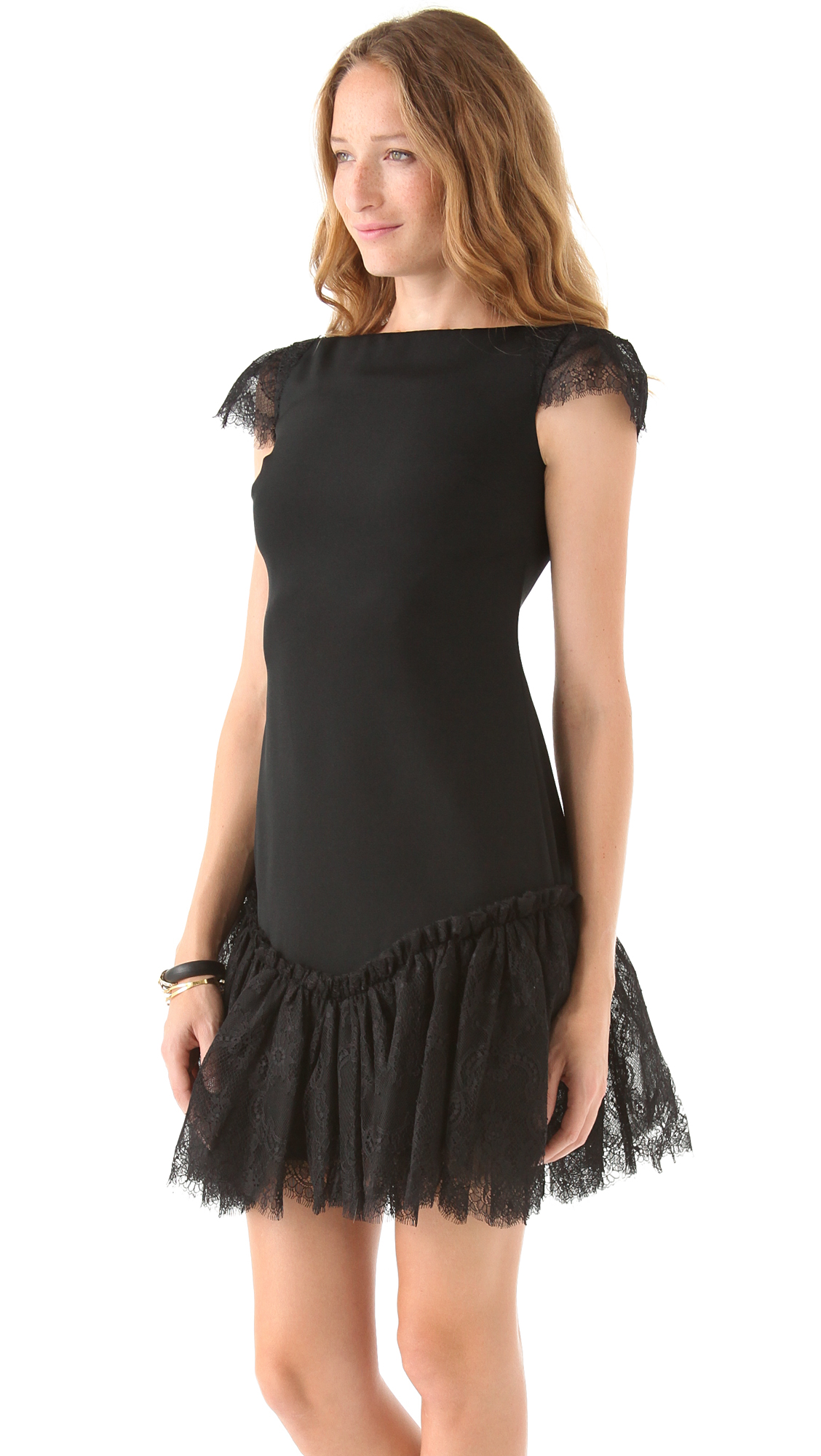 Bateau Sheath Dresses