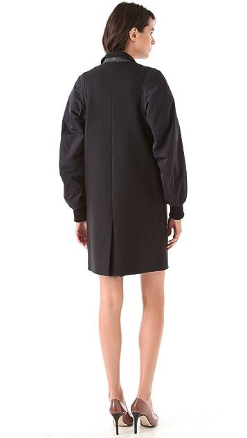 No. 21 Navy Coat