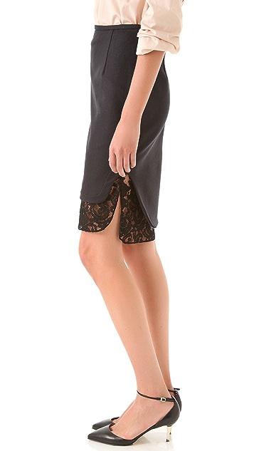 No. 21 Navy Skirt