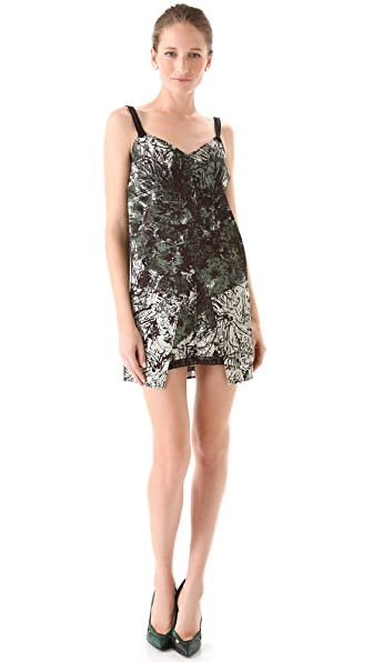 No. 21 Printed Tank Dress