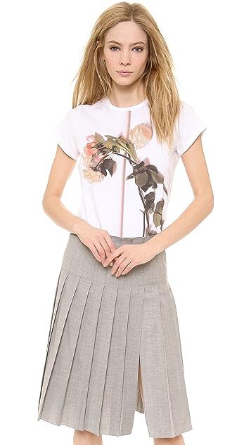 No. 21 Flower T-Shirt