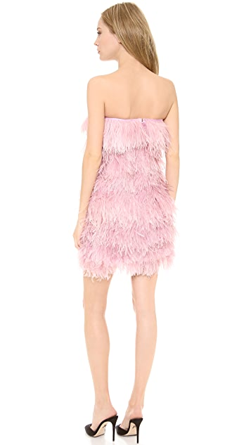 No. 21 Feather Dress