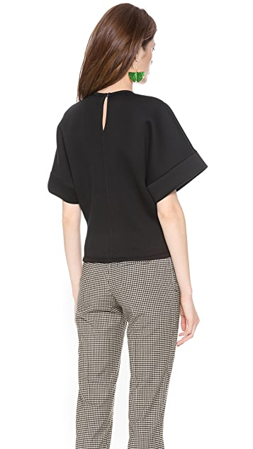 No. 21 Neoprene Top with Bow