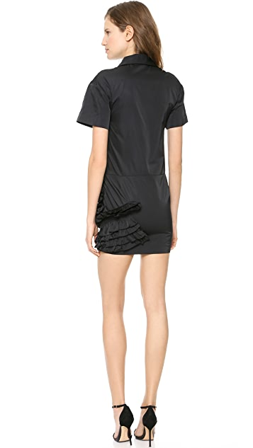 No. 21 Short Sleeve Dress