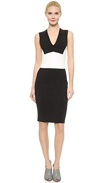Narciso Rodriguez Knit Sheath Dress