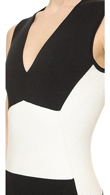 Narciso Rodriguez Knit Sheath Dress