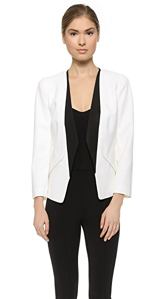Narciso Rodriguez Collarless Blazer