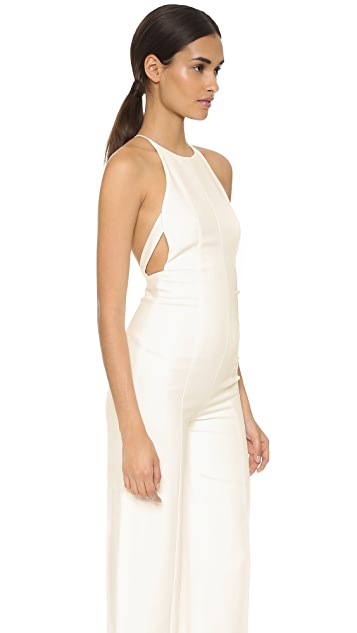Narciso Rodriguez Harness Back Jumpsuit