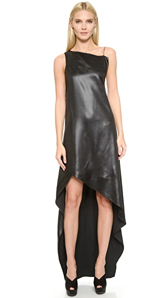 Narciso Rodriguez Sateen Dress