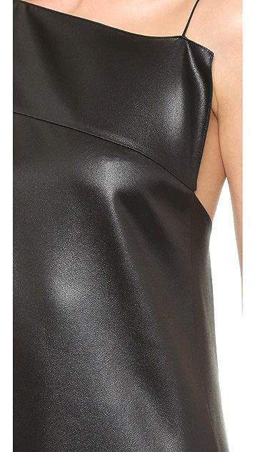 Narciso Rodriguez Sateen Dress