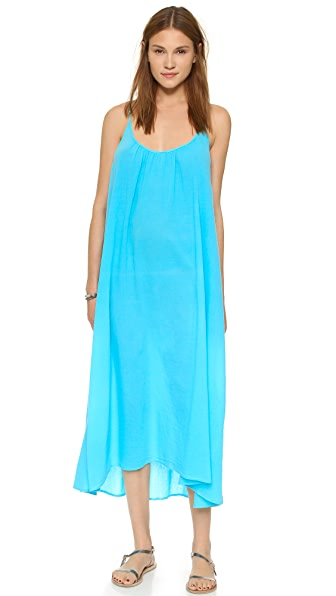 9seed Tulum Cover Up Dress - Caribe