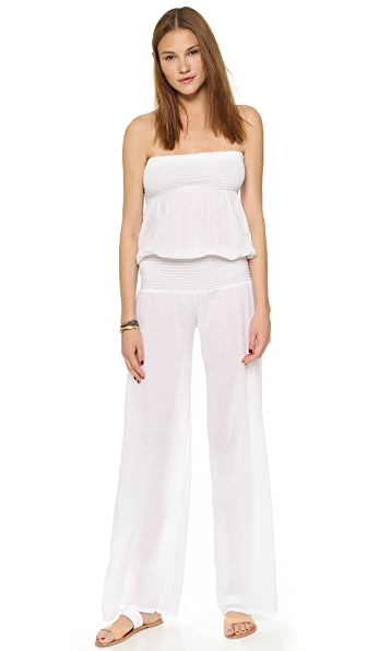 9seed Zuma Jumpsuit In White