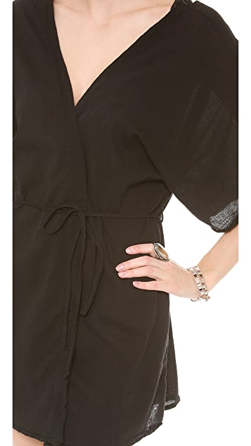 9seed Goa Mini Cover Up Robe