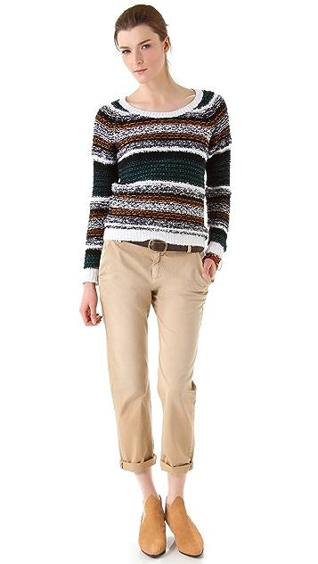 NSF Copper Sweater