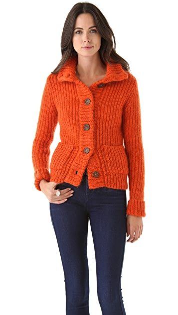 NSF Oakes Pocket Cardigan