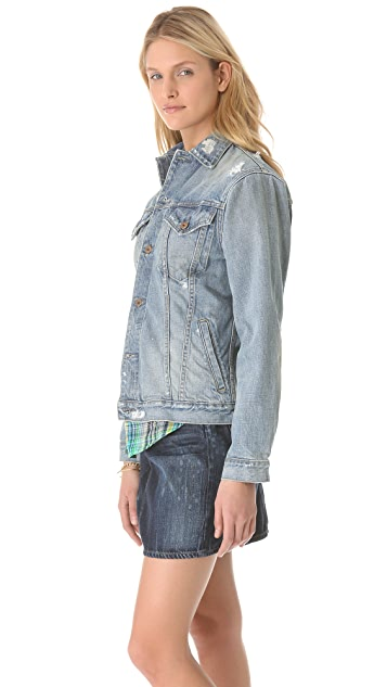 NSF Nickie Denim Jacket