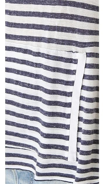 NSF Mazzie Striped Top