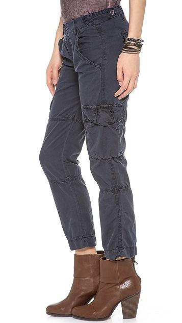 NSF Basquiat Cargo Pants