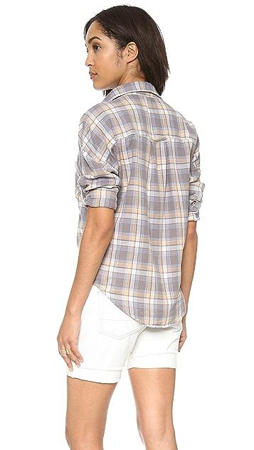 NSF Rhodes Plaid Shirt