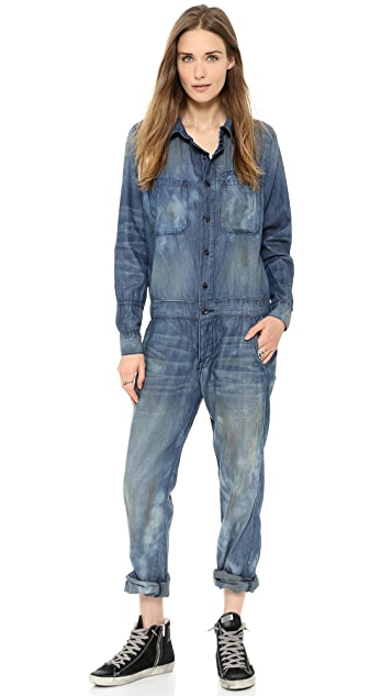 NSF Mechanic Jumpsuit