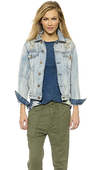 NSF Adam Jean Jacket