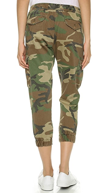 NSF Johnny Camo Pants