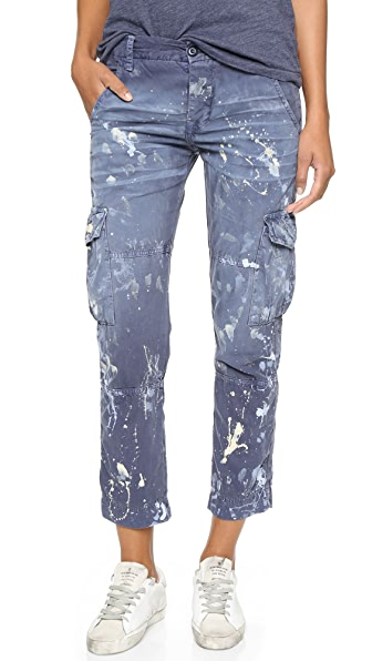 NSF Basquiat Pants - Painted Postal Blue
