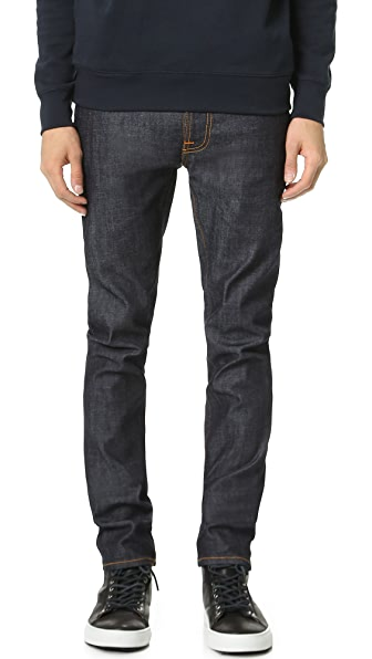 Nudie Jeans Co. Thin Finn Dry Twill Jeans
