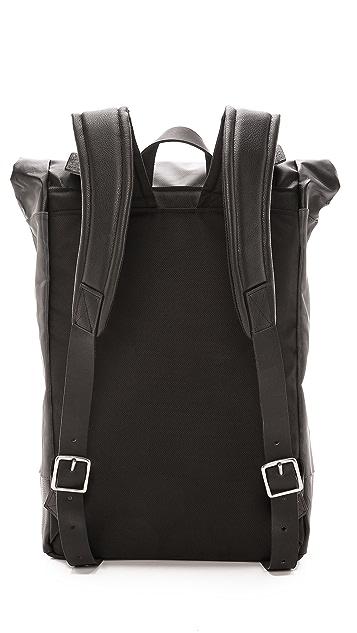 Nocturnal Workshop Boreal Roll Top Backpack