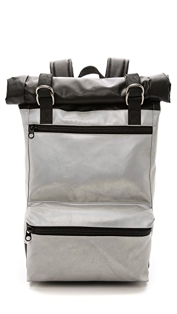 Nocturnal Workshop Boreal Roll Top Backpack