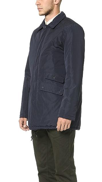 Native Youth Padded Winter Mac Jacket