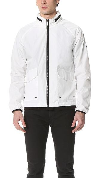 Native Youth Tech Harrington Jacket