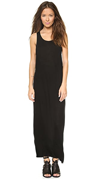 Oak Twist Back Dress