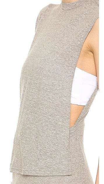 Oak Front Panel Dress