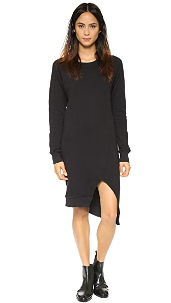 Oak Sweatshirt Dress