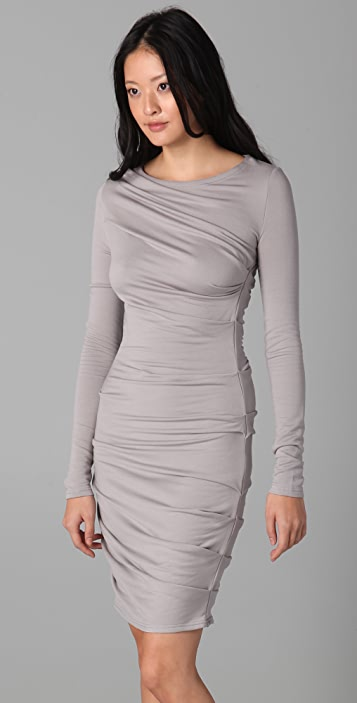 Obakki Alma Long Sleeve Dress