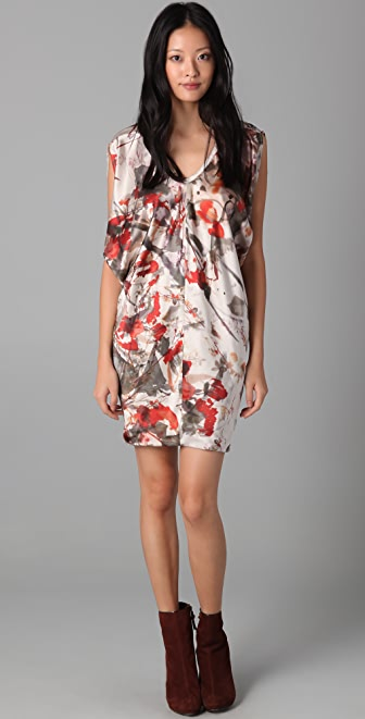 Obakki Brooke Sleeveless Printed Dress