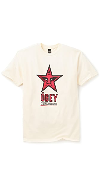 Obey Star '96 T-Shirt