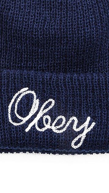 Obey Needle Beanie
