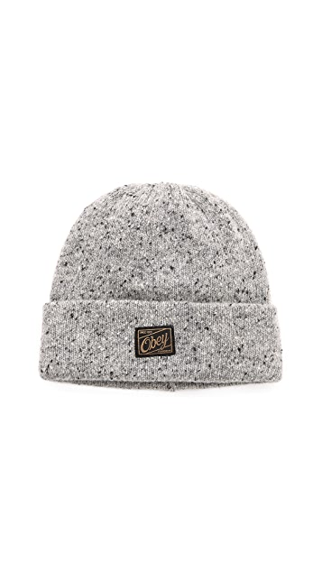 Obey Jobber Luxe Beanie