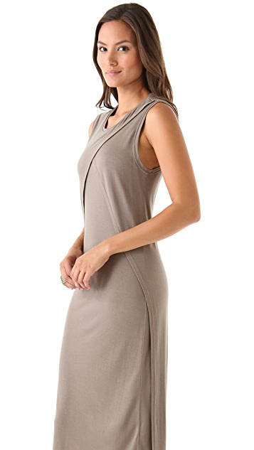 O by Kimberly Ovitz Enyo Cross Front Dress