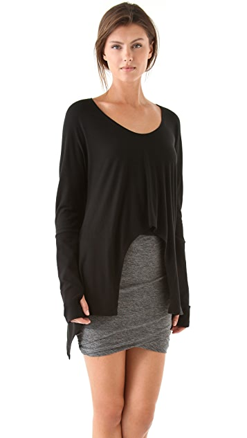 O by Kimberly Ovitz Bruno Long Sleeve Shirt