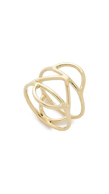 Odette New York Crescent Cage Ring