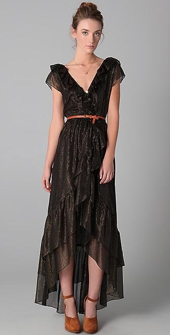Odylyne Hummingbird Dress