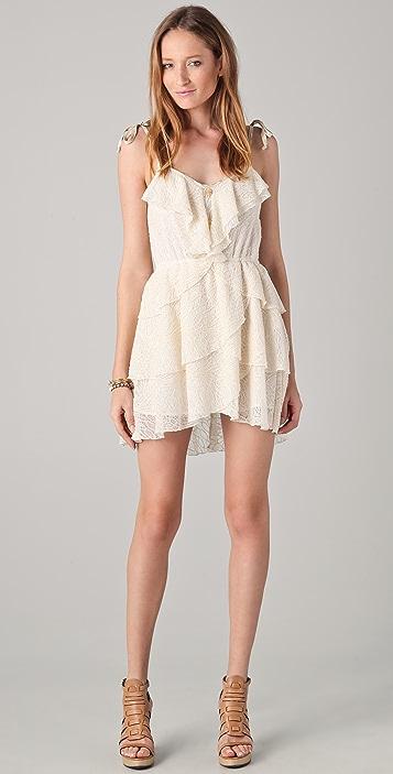 Odylyne Forest Pipilo Dress