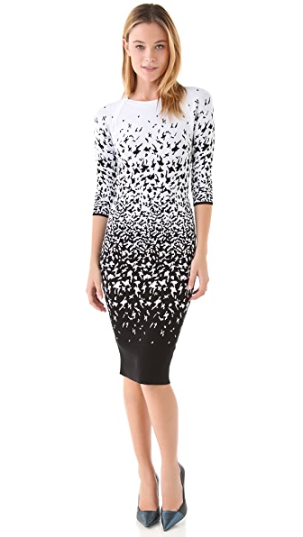 Ohne Titel Print Knit Dress