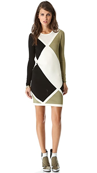 Ohne Titel Argyle Dress