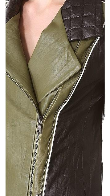 Ohne Titel Double Zip Jacket