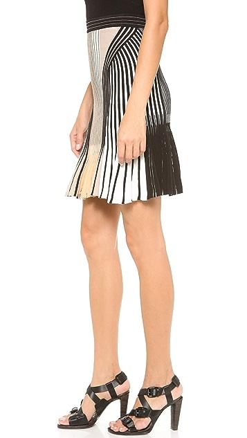 Ohne Titel Suspension Skirt